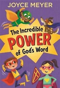 The Incredible Power of God's Word by Joyce Meyer 9781529375756 | Brand New