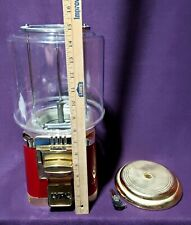 New listing Lypc Gumball Machine Model Yp109 with Key 25 Cents Used