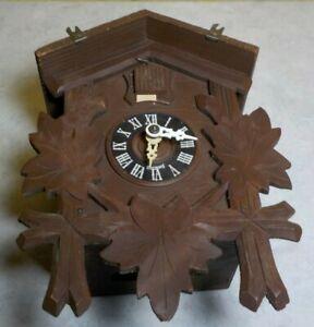 VINTAGE GERMAN REGULA CUCKOO CLOCK GERMANY