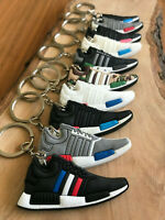 Adidas NMD R1 Ultra Boost Keychain Sneaker Shoes FAST FREE USA Shipped + GIFT