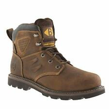 Buckler B1800 Non Safety Work Boots Brown
