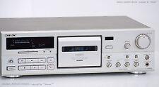 SONY TC-K808ES HighEnd ES Cassette Tape Deck 1A-Zustand! Revidiert+1j.Garantie!