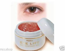 Mistine Eye Lift Eye Contour Gel Bright Moisturizer Anti Wrinkle Aging Elastin