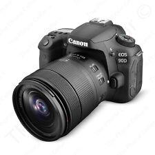Canon EOS 90D DSLR Camera 18-135mm USM Lens Black 3616C016 32.5MP HDMI WiFi