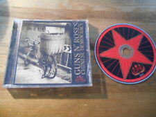 CD Rock Guns N' Roses - Chinese Democracy (14 Song) GEFFEN REC jc