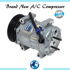 Brand New Compressor Sanden Models 4289,4577 Kenworth/Peterbilt