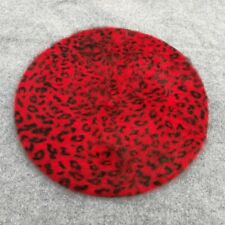 Fashion Women Sexy Beret Vintage Leopard Printed Hat Beanie Girls Casual Hats