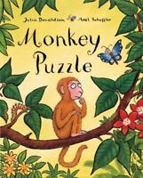 Monkey puzzle by Julia Donaldson (Paperback) Incredible Value and Free Shipping!