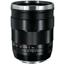 ZEISS 35mm f/1.4 Distagon T Lens For Canon EF - Discontinued
