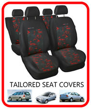 FORD FOCUS Mk1 Mk2  TAILORED SEAT COVERS  ( 1998 - 2010 )  - FULL SET (55)