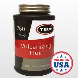 Mastice vulcanizzante colla per riparazione pneumatici gomme e camere Tech 760