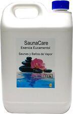 Esencia para Saunas y baños de vapor. Aroma Eucamenol (eucalipto y mentol)