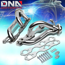 STAINLESS HEADER FOR CHEVY/GMC S10/BLAZER/SONOMA 4.3L V6 4WD EXHAUST/MANIFOLD