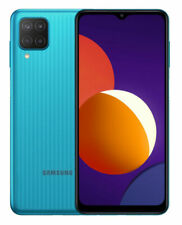 "Smartphone Samsung Galaxy M12 6,5"" SM-M127F 4GB RAM 64GB Green"