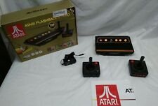 ATARI FLASHBACK 8 GOLD EDITION HDMI 120 GAMES 2 WIRELESS CONTROLLERS In Hand