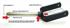 Land Pride Finishgrooming Mower Replacement Fork Id Width 5fits Many Others