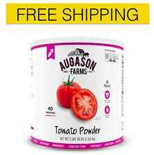 Augason Farms Emergency Food Dehydrated Tomato Powder 1 can Survival Meals