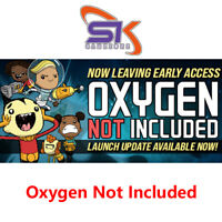 Oxygen Not Included - PC Steam - Region Free【Very Fast Delivry】