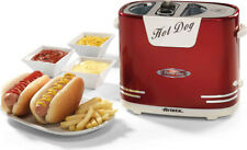 Macchina per Hot Dog Alloggio Wurstel e pane Ariete 186 Hotdog Party Time