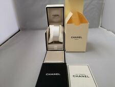 CHANEL Matrasse box case watch booklet set outer H0009 mzyy