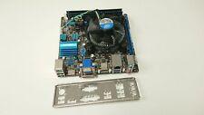 ASUS Mini-ITX Bundle-Intel i3 de doble núcleo, 4GB Ram, Hdmi, USB3