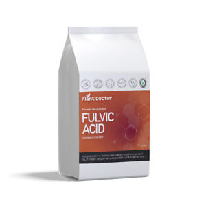 Fulvic Acid Powder >92% - Premium, Concentrated & Soluble - 4.5kg