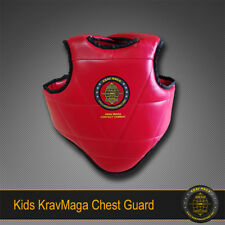KIDS KRAV MAGA LIGHT CHEST GUARD PROTECTOR, CHILDREN SPARRING