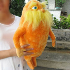 Large Dr. Seuss The Lorax 20inches Lorax Stuffed Plush Toy doll New