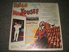 Hello Yousef, From Spain~Volume 1~Violin~Spanish IMPORT~Flaminco~Gypsy