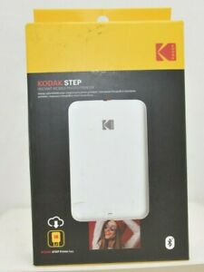 KODAK STEP Instant Mobile Photo Printer RODMP20W