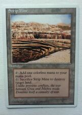 Strip Mine 4th Edition MTG Magic the Gathering Near Mint