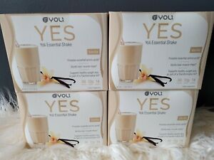 56 Packets! YOLI YES Protein Shake Vanilla Flavor Brand New 56 Servings Exp11/20