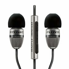 Atomic Floyd Super Darts and Remote Stereo Titanium In Ear Earphones