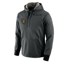Nike Oakland Raiders 2016 NFL Salute to Service Hoodie Large (L) - BRAND NEW