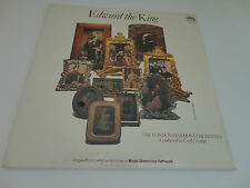 EDWARD THE KING-Televison Series LONDON ORCHESTRA LP (DRG Records) New/Sealed