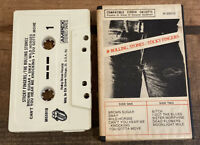 """RARE The Rolling Stones """"Sticky Fingers"""" CASSETTE Ampex Snap Case M 55910 