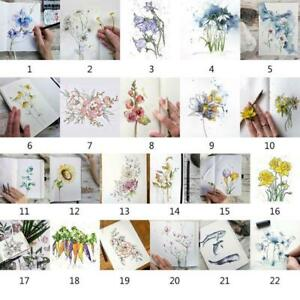 Flowers Silicone Clear Seal Stamp DIY Scrapbooking Embossing Photo Album Decor