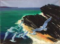 Chassard Marcel-René huile sur toile signée la côte