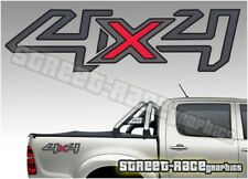 4x4 OFF ROAD 039 sticker 310mm PAIR Ford F-150 RANGER Printed vinyl graphic