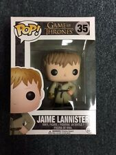 Funko Pop Game of Thrones Jaime Lannister Golden Hand #35 Mint Condition New