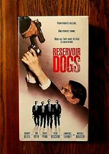 Reservoir Dogs (1992)—1St Press Vhs—Factory Sealed—Live Home Video Watermark