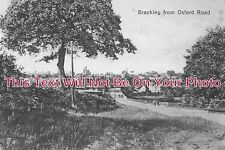 NH 382 - Brackley From Oxford Road, Northamptonshire - 6x4 Photo