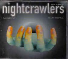 Nightcrawlers-Dont Let the Feeling go cd maxi single