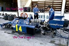 Tyrell F1 Team South African Grand Prix 1976 Photograph