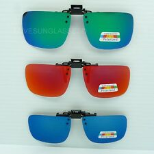 SOLARITE ACRYLIC CLIP-ON SUNGLASSES  RETRO CLASSIC CLIP-ON SUNGLASSES 15#