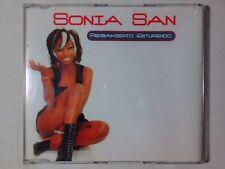SONIA SAN Pensamiento estupendo cd singolo IVANO FOSSATI MARASCIA OSCAR PRUDENTE
