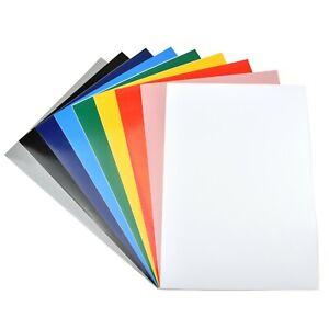 A4 VINYL LASER Printable GLOSS MATT Self Adhesive Waterproof Sticker Decal Sheet