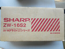 Sharp ZW-16S2 PLC Output Module DC12/24V NEW!!! in Box Free Shipping