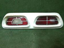 1973-1977 Mercury Comet GT 1970-1971 Cyclone RH tail light & bezel White OEM