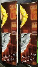 Maralien Monroe    - Vintage Cigarette Rolling Paper 2 Pak Lot